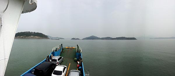 Ferry to Oedaldo