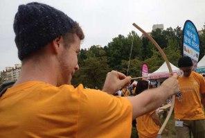 Traditional Korean Archery