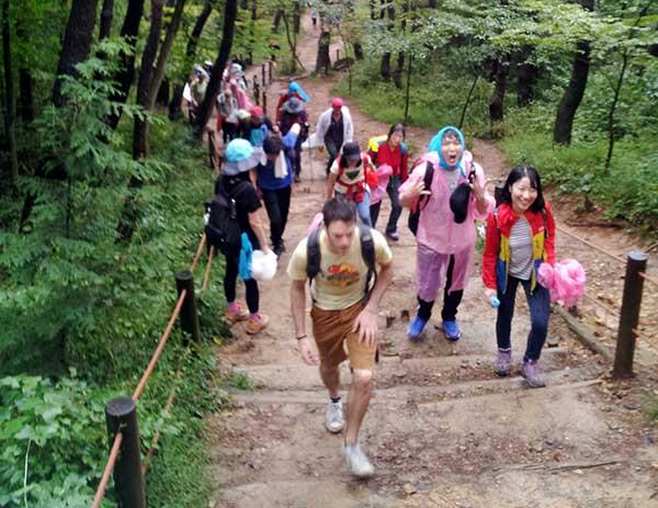 sports day in Korea