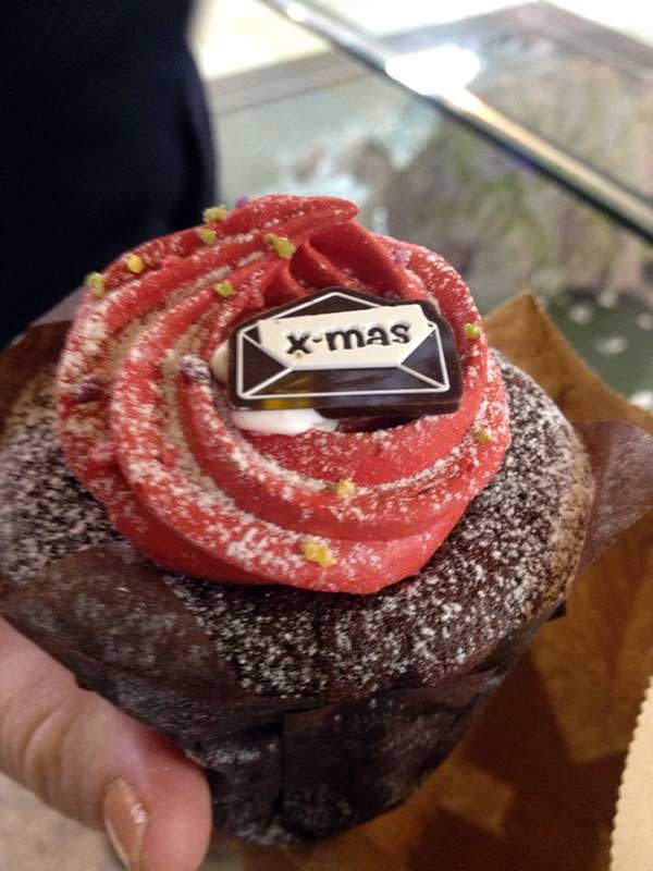 Mmmm, cupcakes!