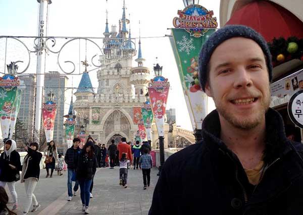 Magic Kingdom, I mean Magic Island