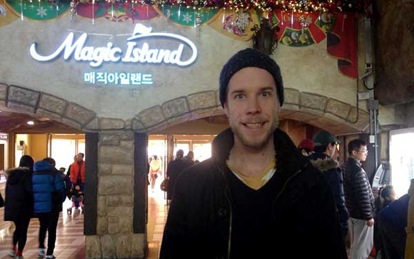 magic island lotteworld