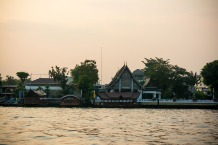 The river Chao Phraya