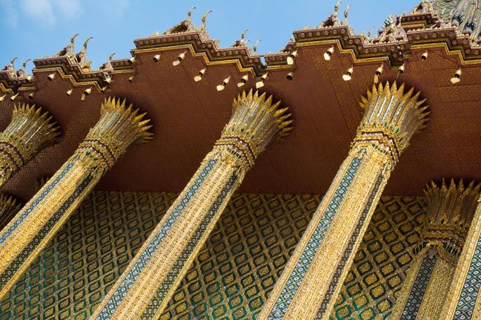Golden Columns
