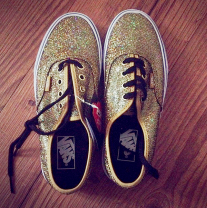 Golden Vans!