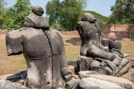 Ruins of Statues