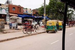 The Old Delhi Market