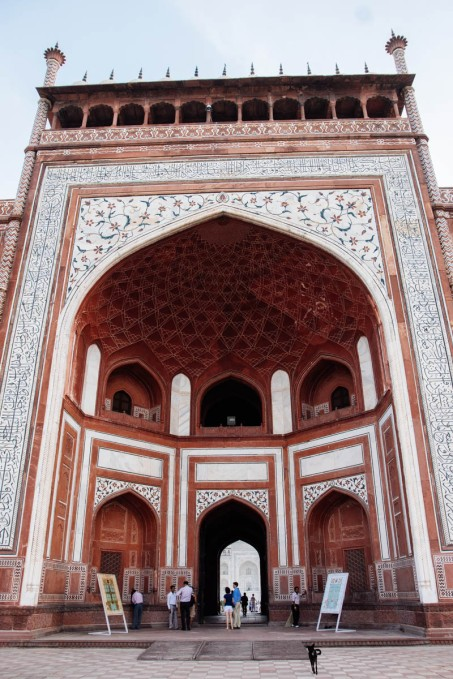 The Great gate (Darwaza-i rauza)