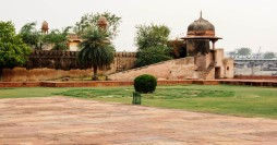 The Tomb grounds