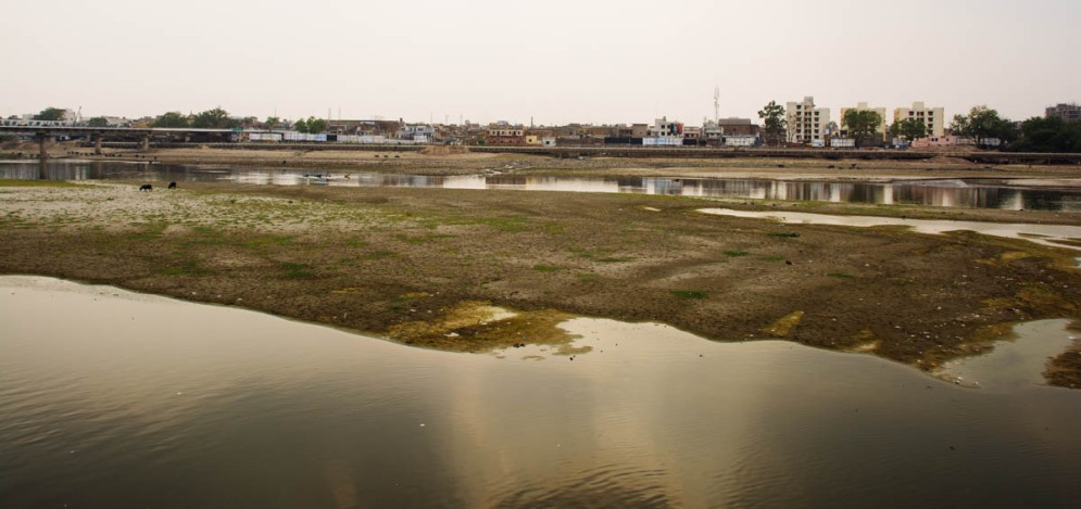 Another view of the Yamuna River