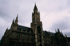 Munich New City Hall