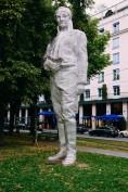 Sculpture of Maximilian Joseph Graf Montgelas