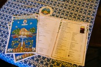 Hofbrau Menus and Coasters