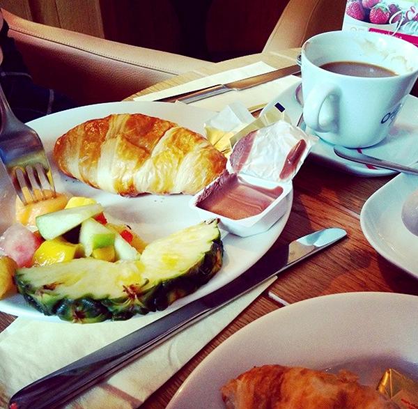 Breakfast Buffet in Munich
