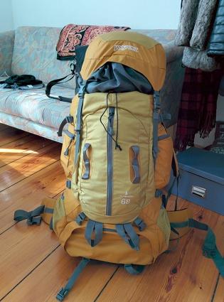 My Big Yellow Bag