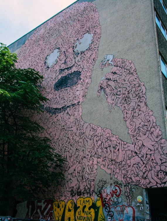 The Pink Man by BLU