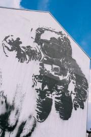 Astronaut Cosmonaut by Victor Ash