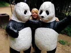 Nicole and Pandas