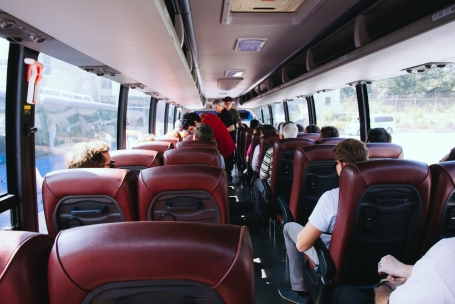 Our DMZ Bus
