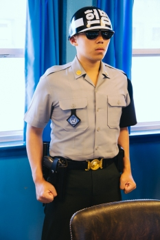 South Korean Soldier inside JSA