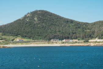 The mysterious island that I couldn't locate
