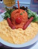 Gundam food