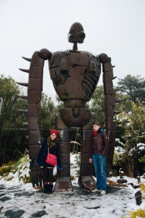 Robot from Castle in the Sky
