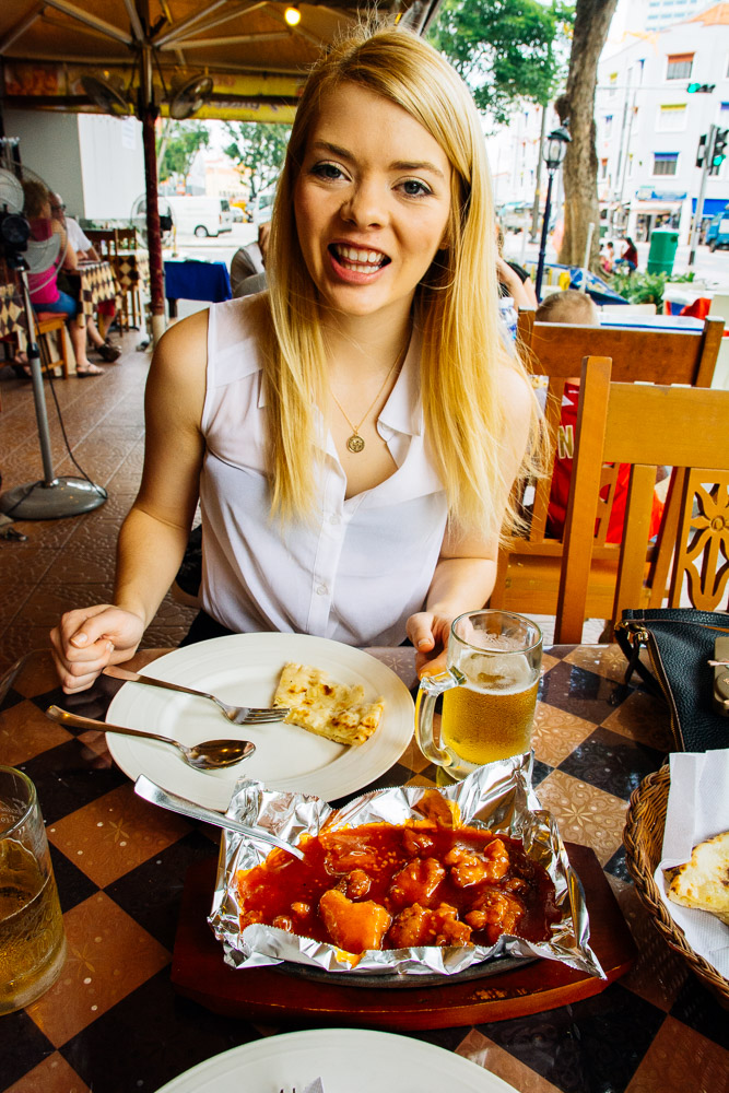 Little India Lunch