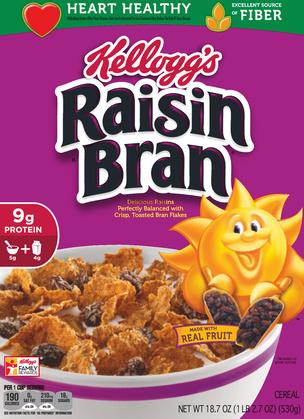 Raisin' Branding